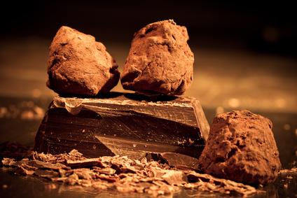 Truffes au chocolat (express)