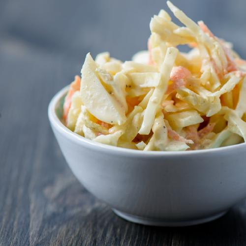 Salade de chou type Coleslaw