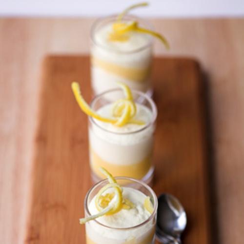 Crème de citron au mascarpone