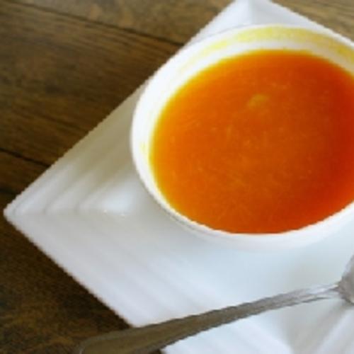 Soupe d'agrumes au miel