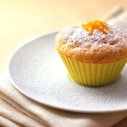 Muffins aux mandarines