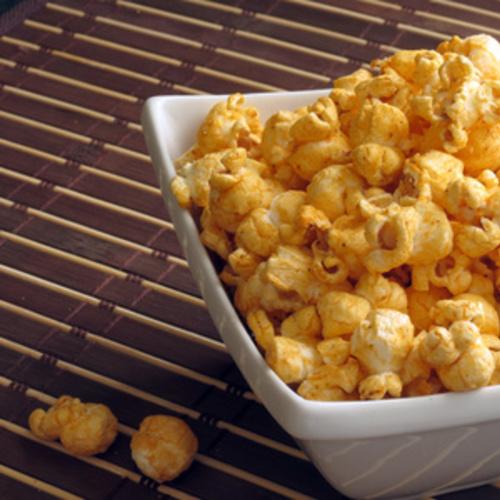 Pop-corn au Cantal Entre deux et au paprika